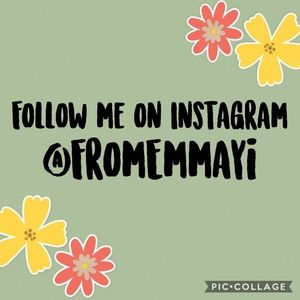 Stay in touch on Instagram